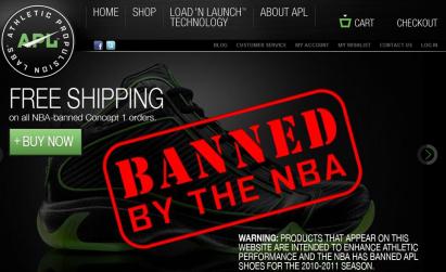 BannedShoe