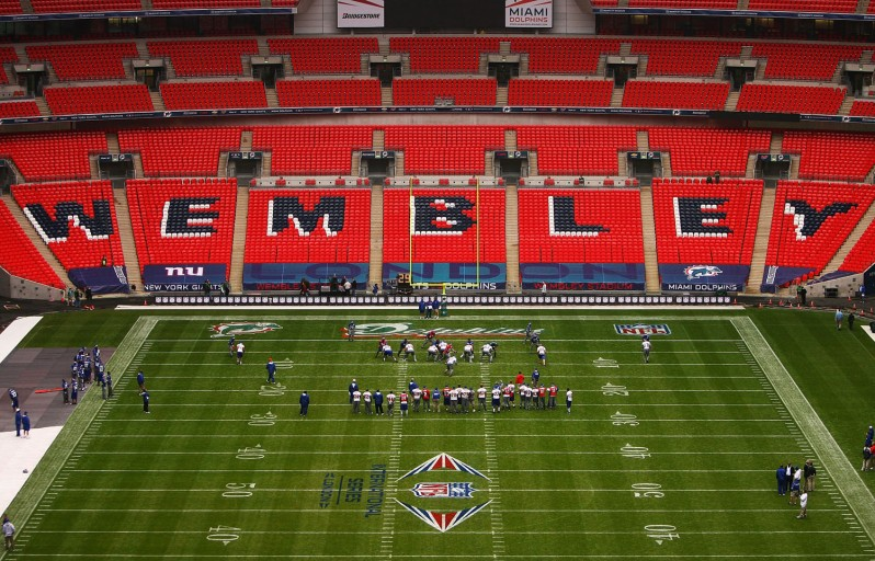 London Tops In Nfl Average Attendance For 2015